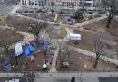 Lo sgombero di Occupy Washington DC