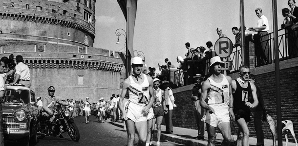 Rome Olympic Games 1960