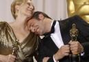 Le foto più belle degli Oscar