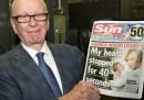 Il nuovo Sun di Rupert Murdoch