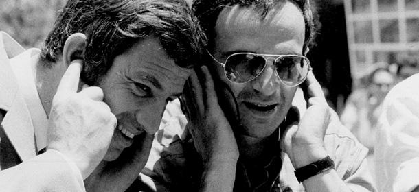 Truffaut Belmondo 1969