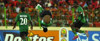 Le foto più belle della Coppa d'Africa