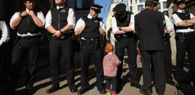 La privatizzazione della polizia britannica