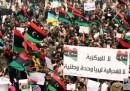 La Libia rischia di dividersi?