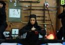 Il caso delle ninja iraniane