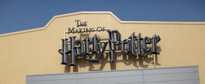 I set cinematografici di Harry Potter