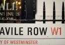 Il problema di Savile Row con Abercrombie & Fitch