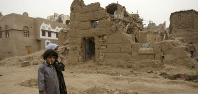 La battaglia in Yemen