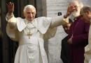 Le foto del Papa con l'arcivescovo di Canterbury, oggi a Roma