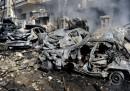 Gli attentati di oggi a Damasco