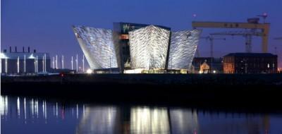 Le foto del Titanic Belfast