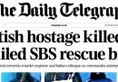 I giornali inglesi di venerdì 9 marzo
