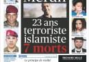 Le prime pagine di oggi in Francia