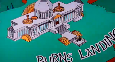 La sigla dei Simpson in stile Game of Thrones