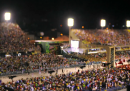 Il carnevale di Rio, in miniatura
