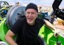 James Cameron nella Fossa delle Marianne