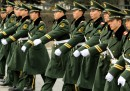 Gli investimenti militari della Cina