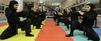 Le arti marziali in Iran