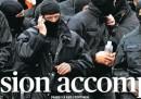 Le prime pagine in Francia, dopo Tolosa