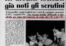 """Elsa Fornero """"studentessa modello"""" sulla Stampa del 1965"""