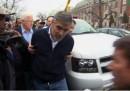 George Clooney arrestato a Washington