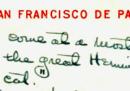 15 lettere di Ernest Hemingway