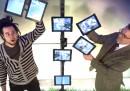 2 maghi e 7 nuovi iPad