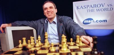 Kasparov e l'intelligenza collettiva