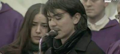 Le parole di Marco Alemanno al funerale di Lucio Dalla