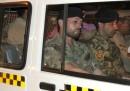 L'arresto dei due marinai italiani