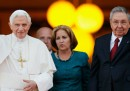 Benedetto XVI a Cuba