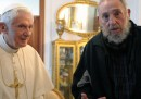 Fidel Castro e il Papa