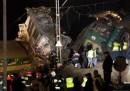 Il disastro ferroviario in Polonia