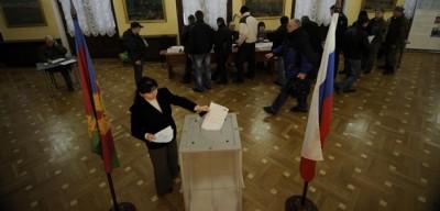 Il voto in Russia