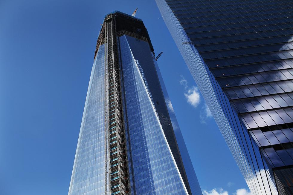 Il nuovo grattacielo pi alto di new york il post for Appartamento grattacielo new york
