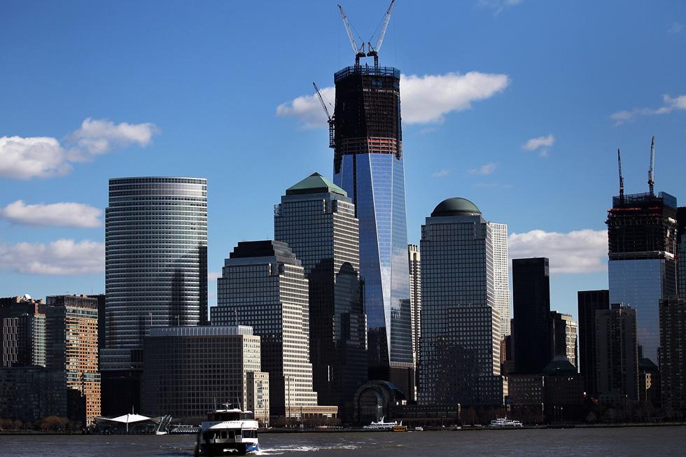 il nuovo grattacielo pi alto di new york il post