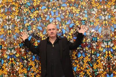 La retrospettiva di Damien Hirst alla Tate Modern di Londra