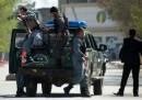 Gli attacchi in Afghanistan