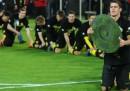 Le foto della vittoria del Borussia Dortmund