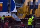 L'incidente ferroviario ad Amsterdam