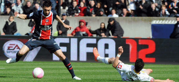 Paris Saint Germain - Javier Pastore