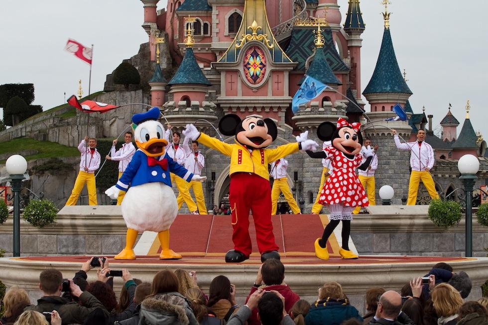 La Crisi Di Disneyland Paris Il Post