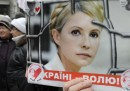 Il boicottaggio per Yulia Tymoshenko
