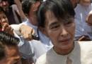 Il boicottaggio di Aung San Suu Kyi