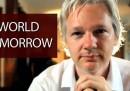Il talk show di Julian Assange