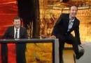 Roberto Benigni a Che tempo che fa