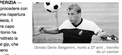 Il caso Denis Bergamini