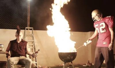 Il video di David Lynch per la sua canzone Crazy Clown Time