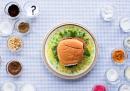 I 26 ingredienti di un hamburger della mensa scolastica