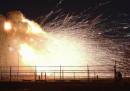 40.000 fuochi d'artificio che esplodono tutti insieme